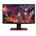 "freeshipping 24"" LCD monitor HDMI+usb+DP Resolution 1920*1080 TN panel screen desktop display 24 INCH ViewSonic VG2401mh 144hz"