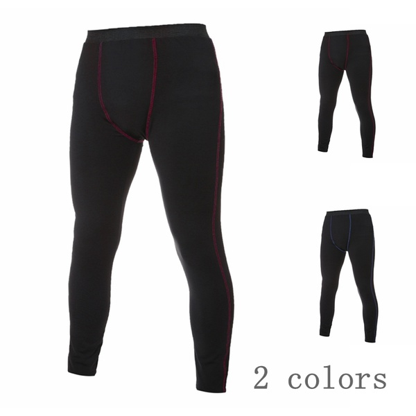 Sports Tights Pants Jogging Pants Print Elastic Compression Men Casual Pants 2017 Summer