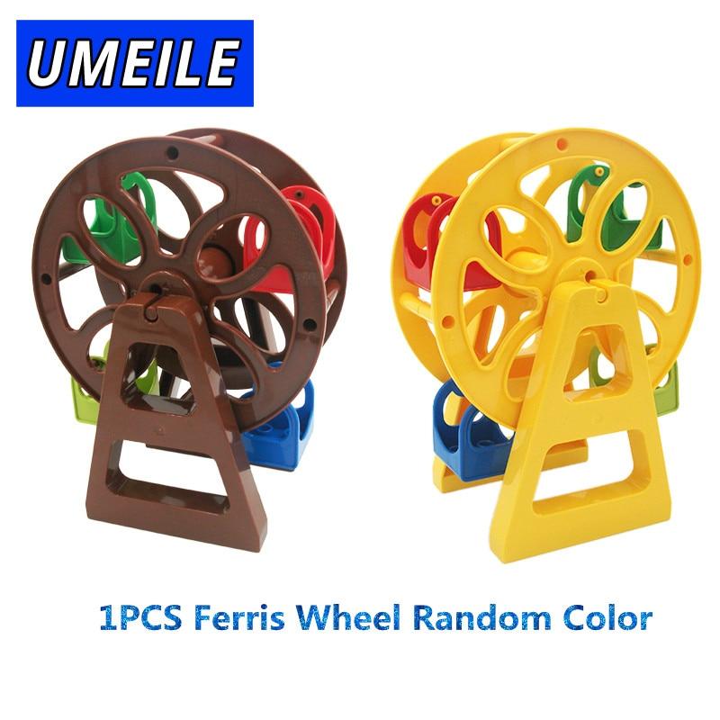 Blocos umeile brnad balanço roda gigante For : Christmas Gift, gift Toys Kids, birthday Gift Toy, gift Toys For Children
