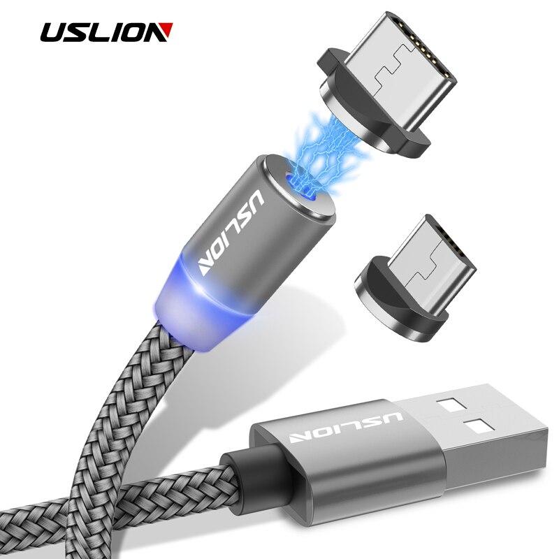 Výsledok vyhľadávania obrázkov pre dopyt USLION LED Magnetic USB Cable