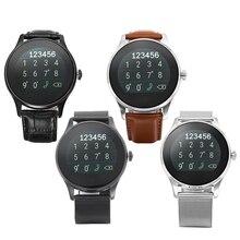 K88h bluetooth 4.0 smart watch heart rate monitor de controle por gestos mtk2502 lembrete mensagem relógio rastreador relógio de pulso saúde