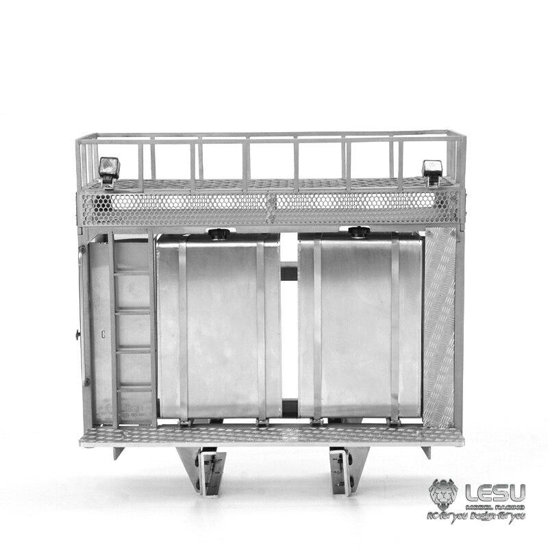 1/14 camion lourd équipement rack G-6181 Scania Tamiya tracteur bricolage modifié modèle RCLESU