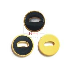 (100 шт/лот) 1356 МГц совместимые с s50 rfid метки круглой формы
