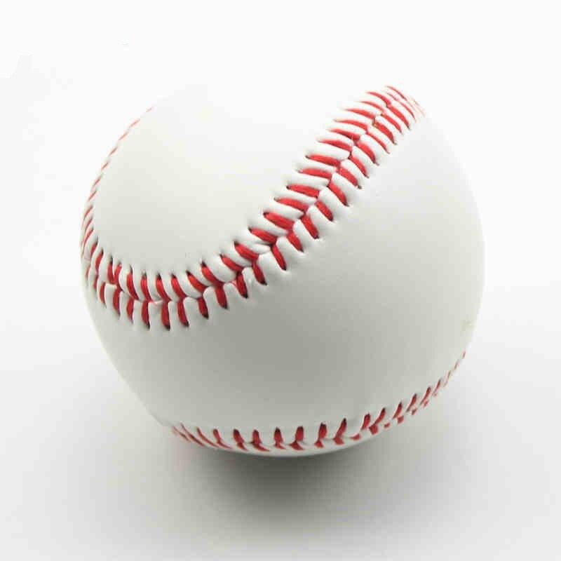 High Quality 9# Softball Ball Training Exercise Baseball Balls  Handmade Baseballs PU Baseball Balls Male Tennis New