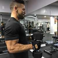 Bodybuilding Gewichtheben Verbrauchsteuern Sport Handschuhe Turnhalle Atmungs Anti Slip Gym Finger Handschuh Sport Fitness Handschuh für Frauen Männer