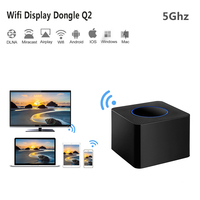New 5Ghz Wifi HDMI mirror TV Stick 1080P pc Android tv Miracast DLNA Airplay WiFi Display streamer dongle YouTube Chromecast 2