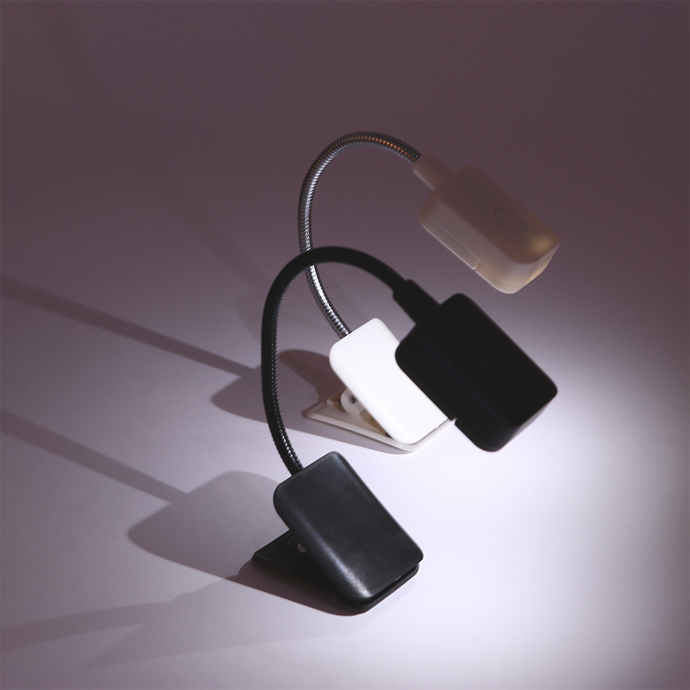 Durable For Book LED Reading Light Ebook Book Reader Nightlight Desk Table Lamp PC Phone Tablet E-Reader Lighting Flash