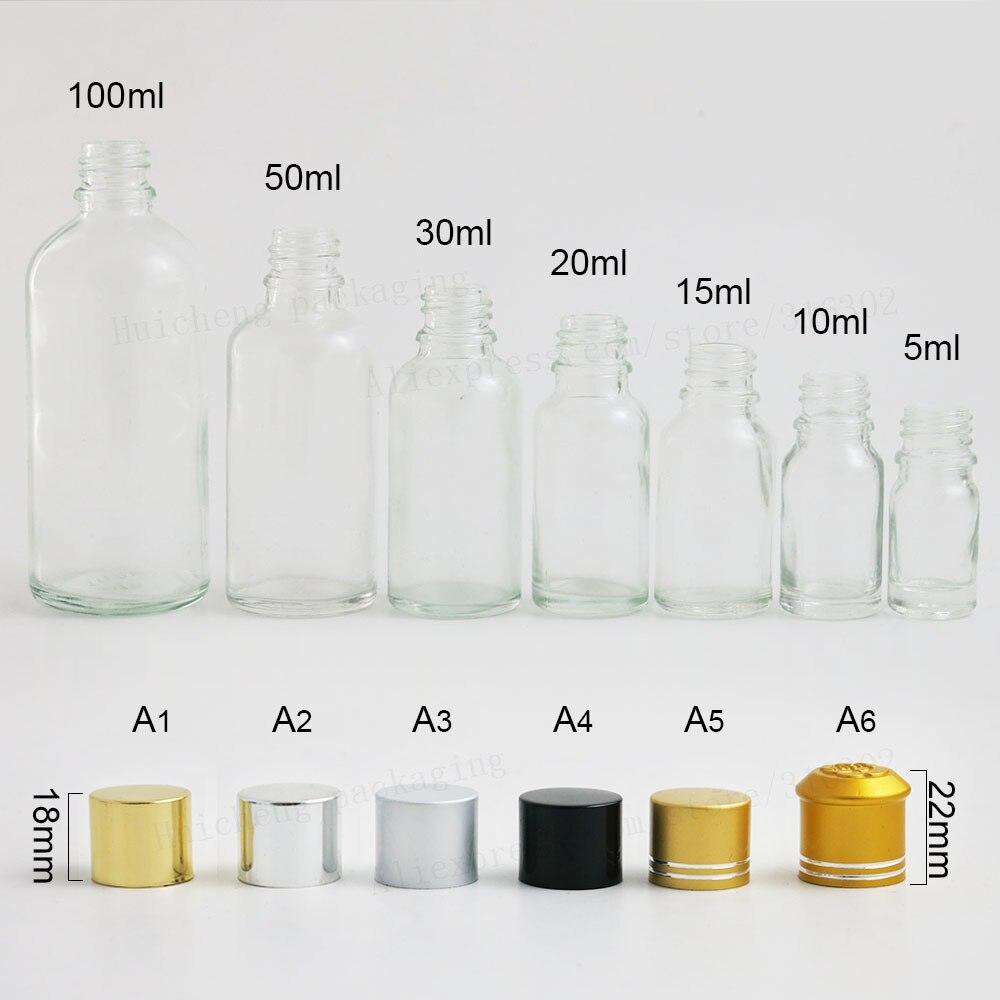 12x5 ml 10ml 15ml 20ml 30m 50ml 100ml botella de aceite esencial de vidrio transparente con tapas de aluminio contenedor de aceite esencial de vidrio 2 uds vidrio templado para Lenovo K10 Note / K10 Plus Protector de pantalla 2.5D 9H vidrio templado para Lenovo A6 película protectora Note