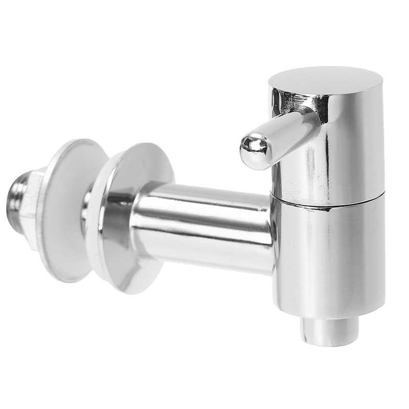 Hot sale Beverage Drink Dispenser Water Wine Barrel Spigot/Faucet/Tap Valve, Silver