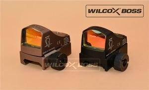 Image 5 - Óptica reflectante táctica Doctor Docter 3 III, Láser de brillo automático, ajuste de la vista de punto rojo, ajuste de cualquier soporte de riel de 20mm (Tan)