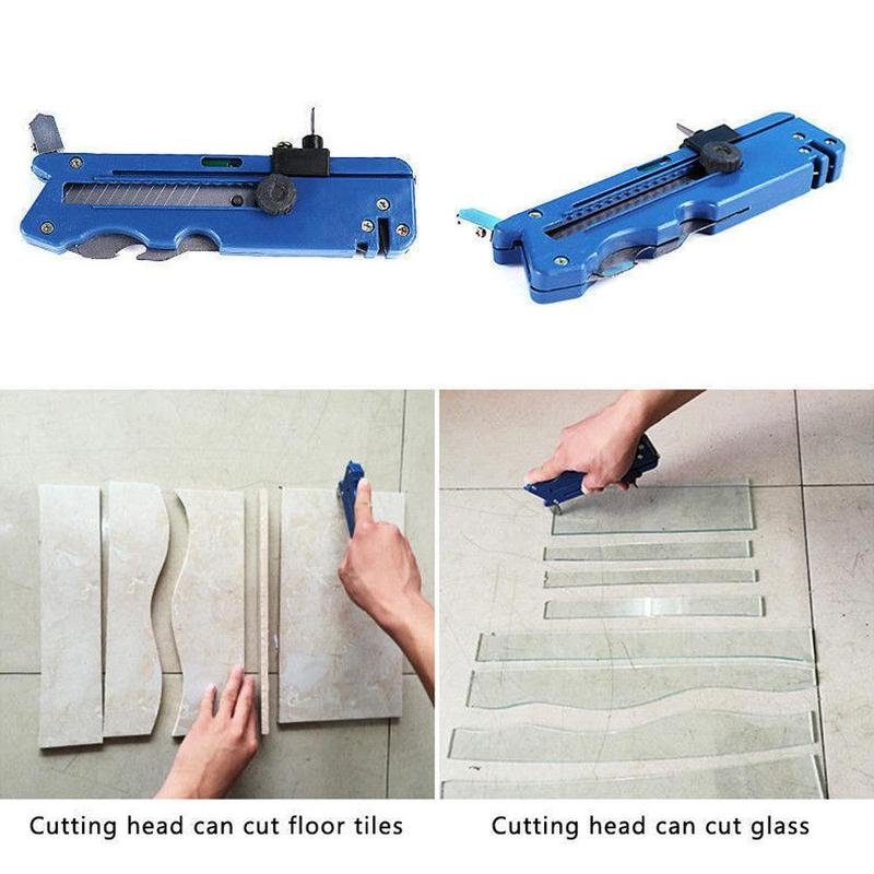 Professional Multifunctional Glass & Tile Cutter 2