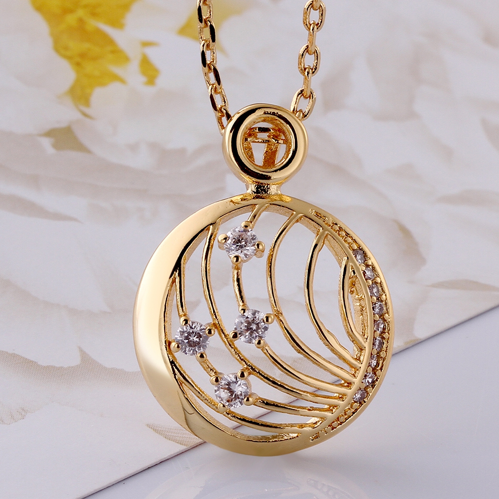 LB033 Fashion Metal Necklace Baby Teetining Necklace