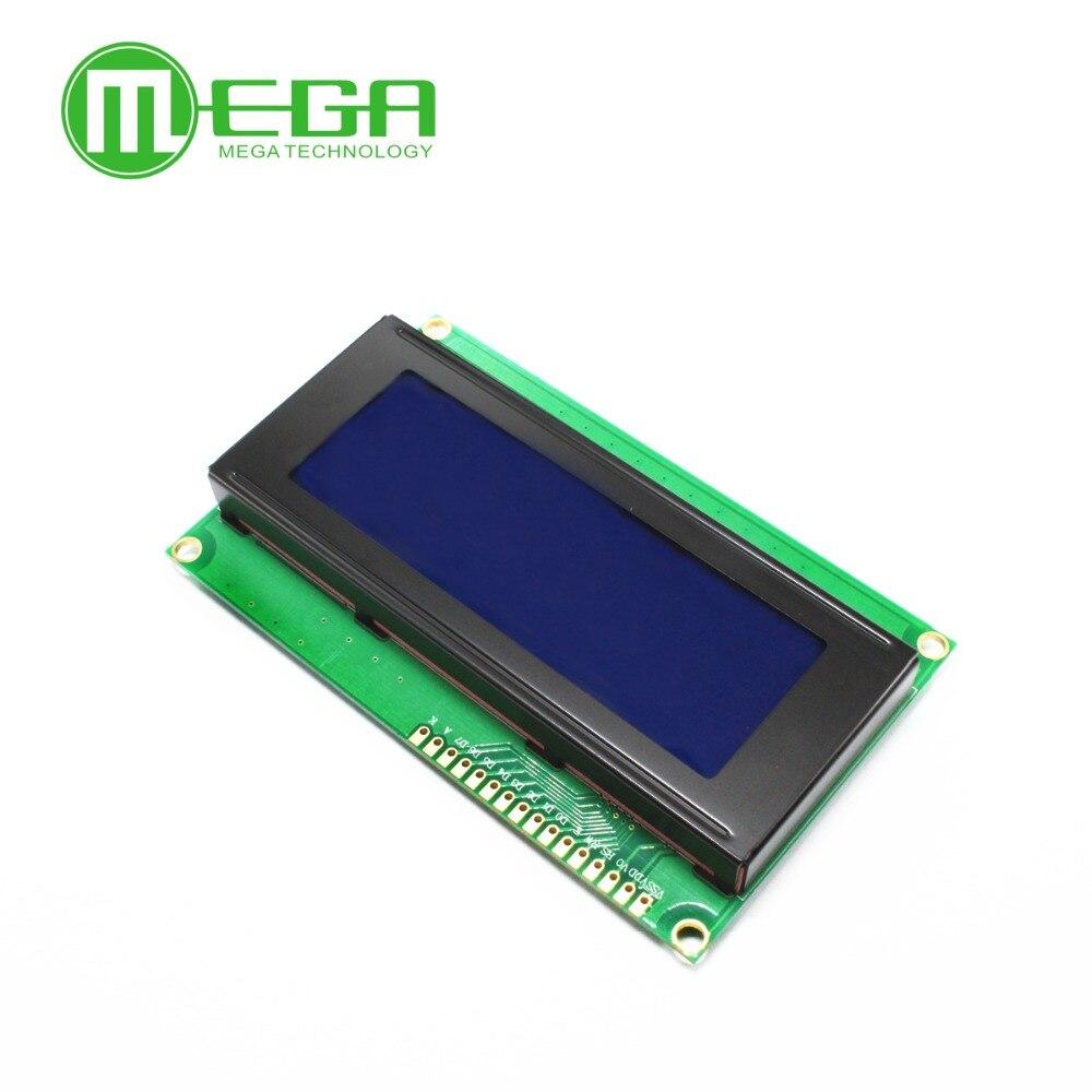 10pcs 20X4 LCD2004  Blue   LCD 2004A LCD 2004 LCD Module 5V Blue Screen