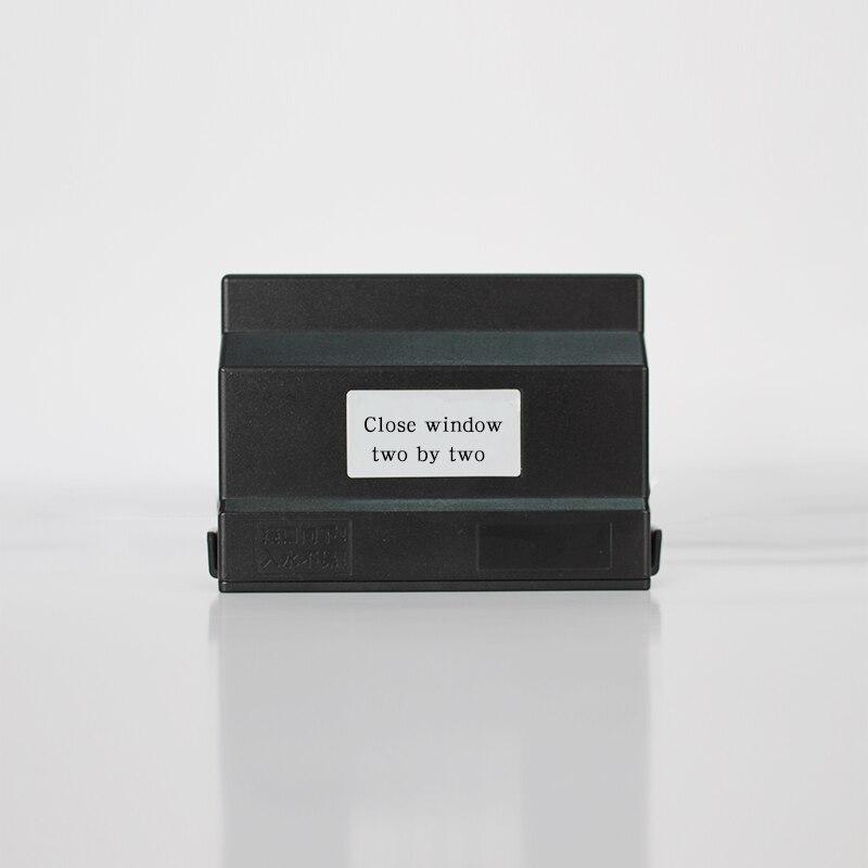 WINSGO Automatique Livraison Gratuite De Voiture Côté Miroir Dossier Propagation Fenêtre Plus Étroite de Clôture et Ouvert LHD Conduite À Gauche Pour Forester 2013-2015