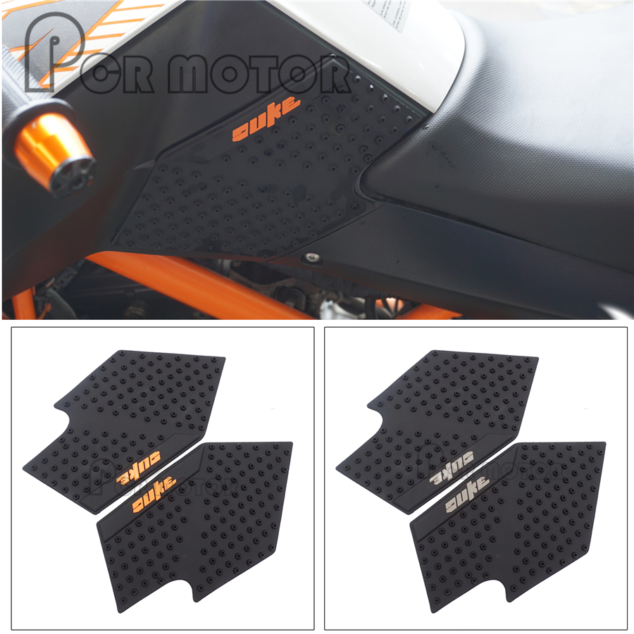 Motorcycle Accessories & Parts New Decal Motorcycle Parts Tank Traction Side Pad Gas Fuel Knee Grip Decal For Ktm Duke 125 200 390 2012-2016 With Logo Automobiles & Motorcycles