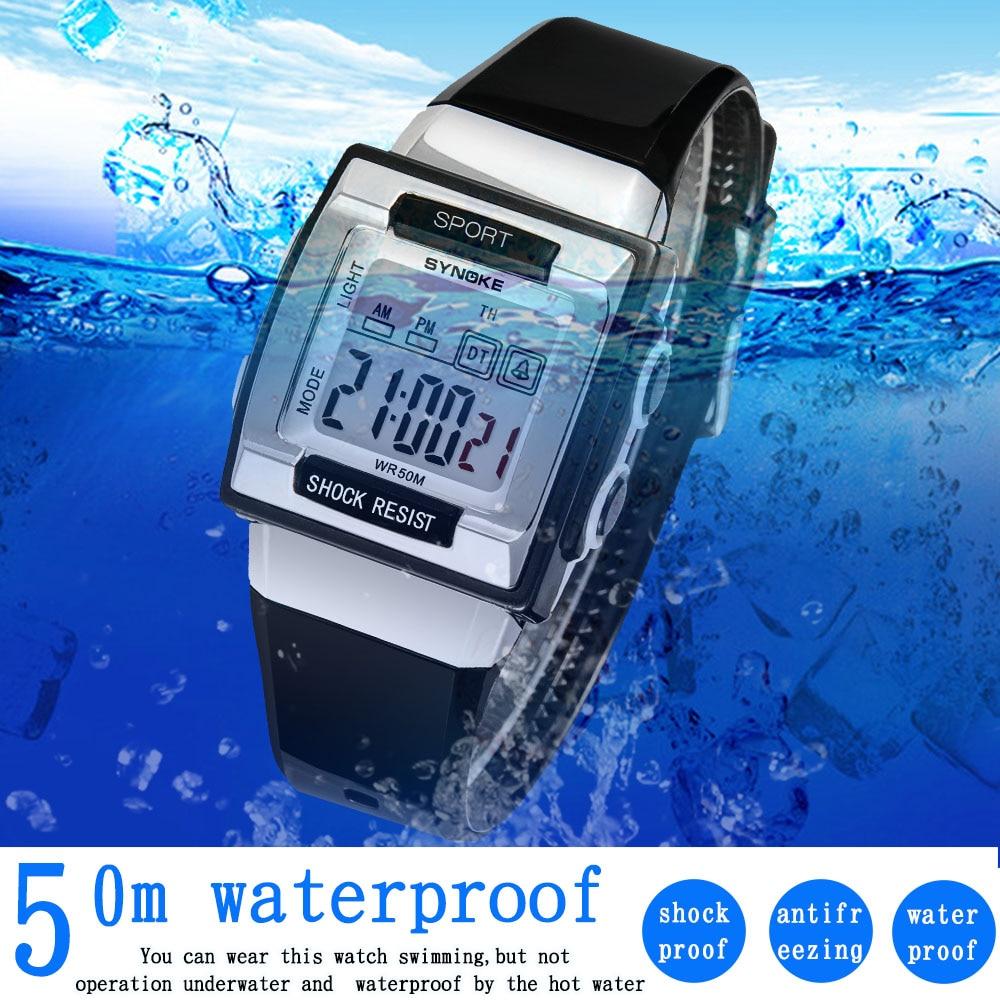 Irissshine #0110 Children Watch Boy Girl Alarm Date Digital Multifunction Sport Led Light Wrist Watch Relogio Feminino A15 Back To Search Resultswatches