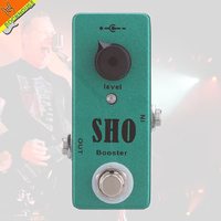 NEW Mosky Mini Guitar Booster Effect Pedal Overdrive Booster Clean Booster Powerful And Durable True Bypass