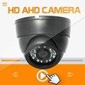 HD 720 P 1080 P CCTV AHD Камера 1MP 2-МЕГАПИКСЕЛЬНОЙ Камеры Видеонаблюдения CMOS 2000TVL 3.6 мм ИК 20 М Ночного Видения Купольная Камера Для AHD DVR