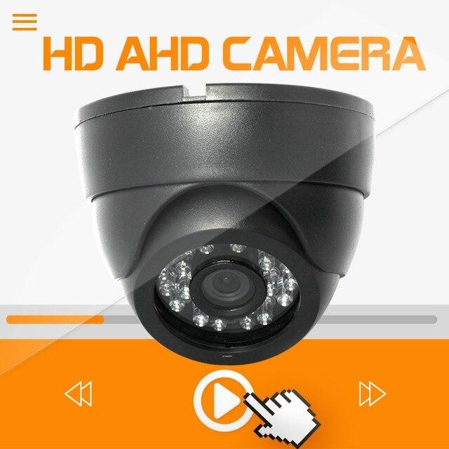 HD 720P 1080P CCTV AHD Camera 1MP 2MP Security Surveillance Camera CMOS 2000TVL 3.6mm IR 20M Night Vision Dome Cam For AHD DVR
