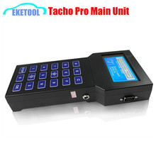 العالمي Tacho برو الوحدة الرئيسية فقط بيع يعمل متعدد ماركة السيارات Tacho V008/07 السيارات داش الأميال تصحيح مبرمج Tacho برو