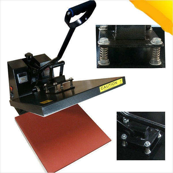 Best t shirt heat press machine ce approved printer phone for Computerized t shirt printing machine