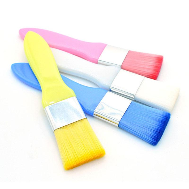 Face Mask Single Brush DIY Contour Beauty Skin Care Treatment Tool Facial Masks Makeup Brush (7)