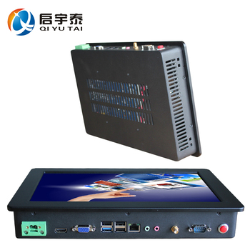 Inter N3150 1.6GHz computer 11.6″inch led touch screen Resolution  1366*768 fanless industrial PC with 2GB DDR3 32GB SSD