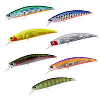 Long Shot Sink Fishing Bait Lure 105mm 16g Professional Minnow Fishing Bait Suitable For Casting Hard Bait Fishing Lure Pesca