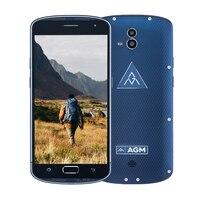 IP68 прочный телефон AGM X1 IP68 Водонепроницаемый 64 Гб Встроенная память 4 Гб Оперативная память 5400 mAh Dual Камера Qualcom восьмиядерный смартфон станд