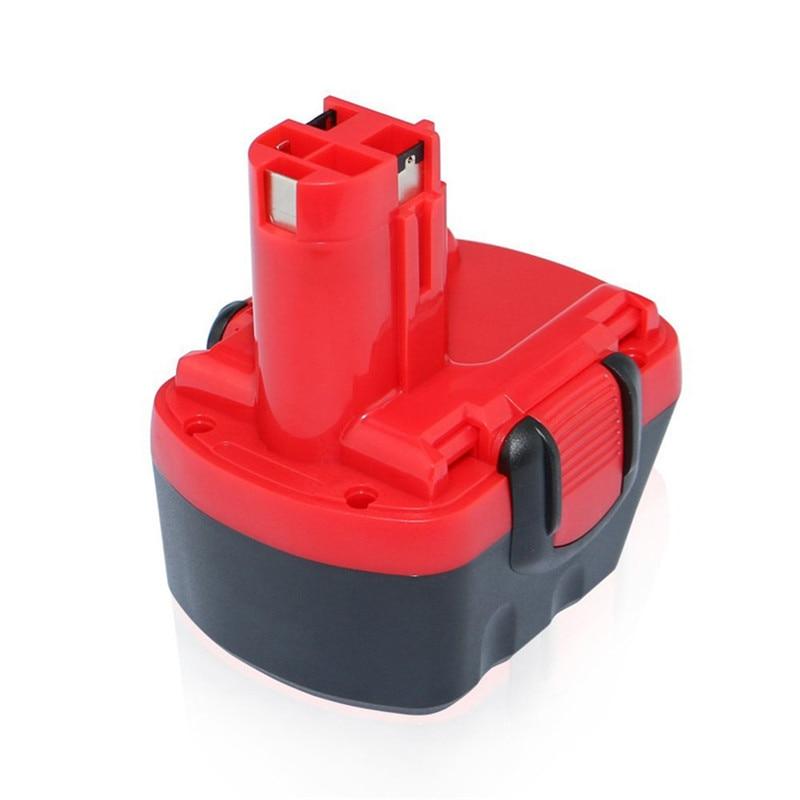 12V 2000mAh Rechargeable Battery for Bosch Cordless MTX Power Tool Battery BAT043 BAT045 BAT049 2 607 335 273 BAT120 Ni-CD