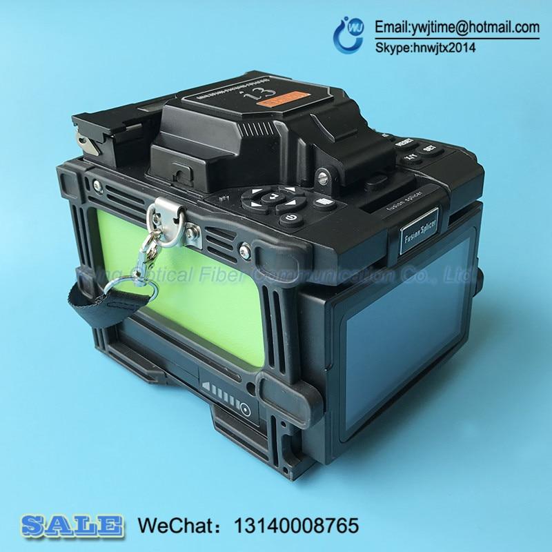 I3 сведение по сердцевине Автоматического оптического волокна FTTH сварочный аппарат волоконно-оптический Сращивание машины