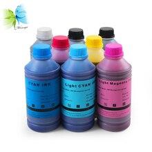 WinnerjetT 500ML X 8 bottles best Chinese pigment ink for HP designjet Z6100 printer paint 91