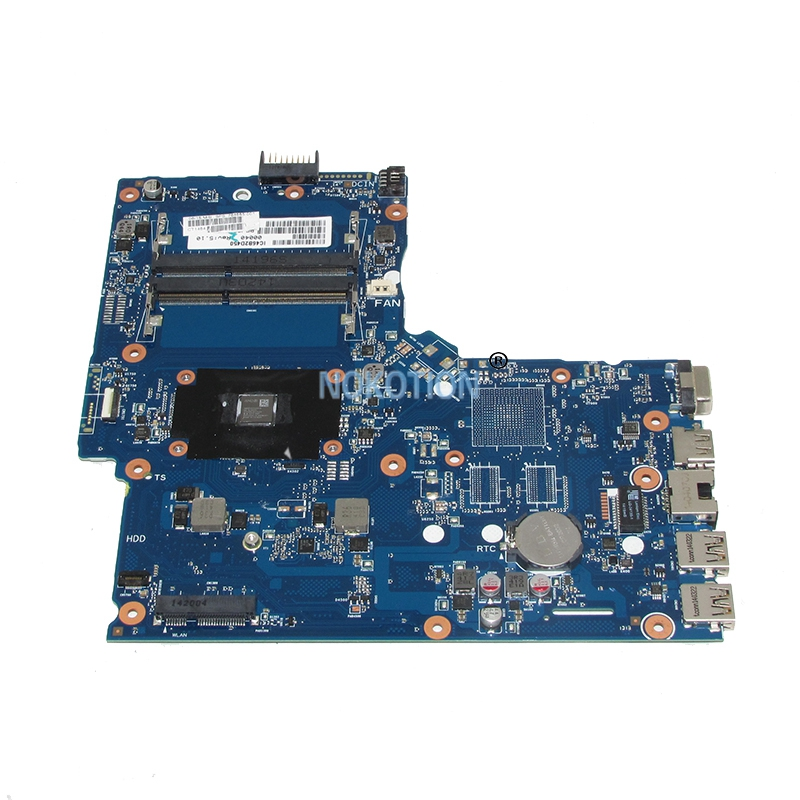 NOKOTION original 764685-001 Main board for HP 355 G2 Laptop motherboard A6-6310 1.8Ghz ddr3 works nokotion zs051 la a996p 764262 501 764262 001 motherboard for hp 15 g series laptop main board cpu ddr3