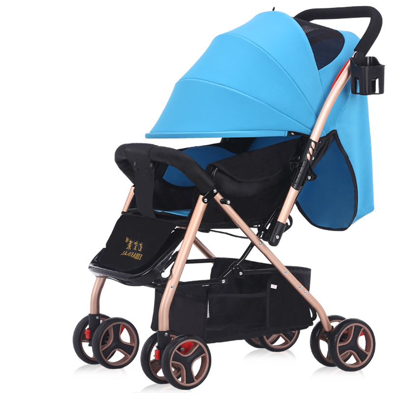 2017 New Baby Strollers Light Newborn Baby Carriage Baby Car 0~36 Months Baby Pram Pushchair,Poussette Kinderwagen bebek arabasi free 3 in 1 baby strollers light baby car sleeping basket newborn baby carriage 0 36 months europe baby pram carriage five color