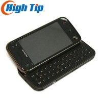 Nokia Unlocked Original N97 Mini Mobile Phone Camera 5MP Storage 8GB GPS WIFI Bluetooth Refurbished Free