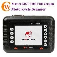 Мастер MST 3000 полная версия Универсальный сканер мотоцикла считыватель кода неисправности для мотоцикла