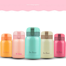 High Quality 200ML Mini  Hot Sale Coffee Vacuum Flasks Thermos Stainless Steel Drink Water Bottle Termos Termo Cups and Mugs