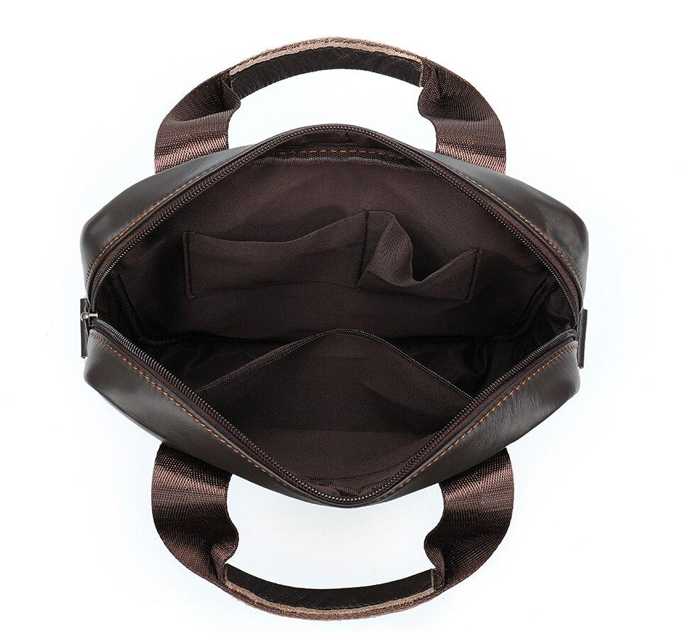 HTB1XJuQbL1H3KVjSZFBq6zSMXXan MVA genuine leather men's bag messenger bag men leather crossbody bags for men handbag business men's laptop/shoulder bag 8568