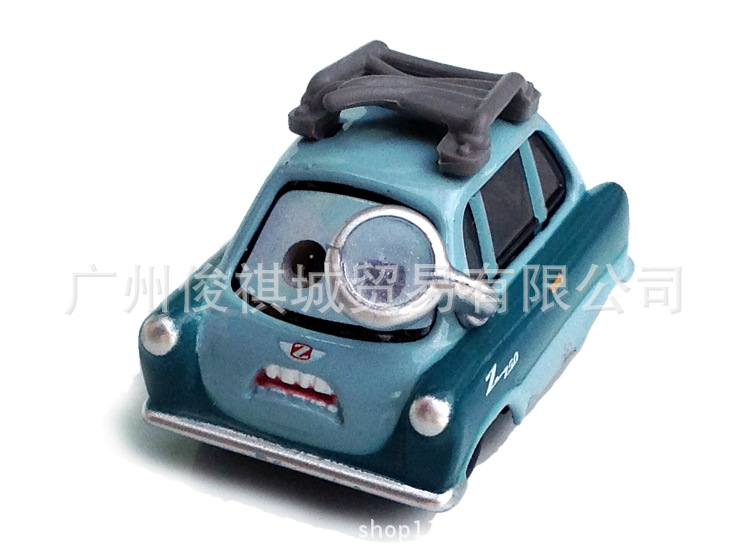 P007 Diecasts Vehicles Alloy Toy Car Tracks Diecast Metal Toys Model Car Toy Cartoon Figures Toys Gifts For Kids for Children