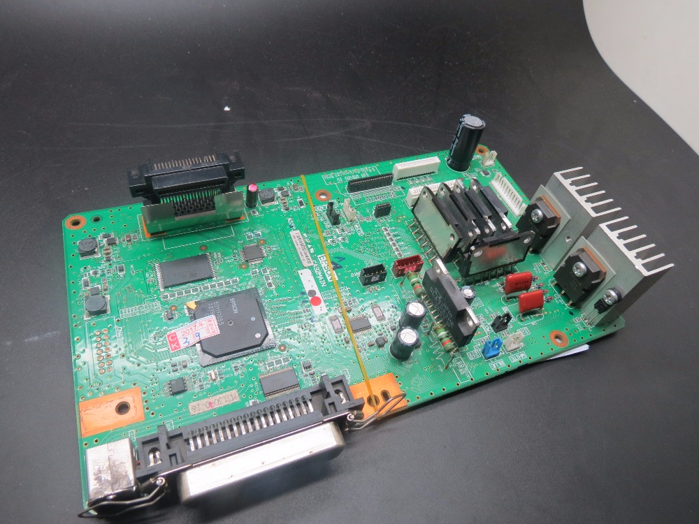 Used Original LQ1900KIIH 1900K2H main board for Epson LQ2190 main board pt50638x original main juc7 820 00052414 pm50h2111 used disassemble