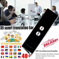 Gorący inteligentny tłumacz głosowy dwukierunkowe tłumaczenie językowe w czasie rzeczywistym w Translatory od Elektronika użytkowa na