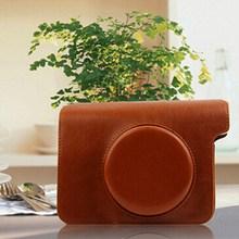 PU Leather Shockproof Photography Camera Bag Protector Shell Case Pouch Sheath For Fuji Fujifilm Polaroid Instax W300