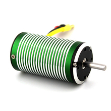 X-Team RC model accessories XTI3665 4-Poles Inrunner Brushless DC Motor for 1/10 car and boat