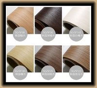 0.4mm super thick wood grain furniture kitchen cabinet sticker wardrobe desktop Waterproof mouldproof self adhesive wallpaper