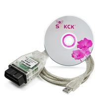 MINI VCI for Toyota TIS Techstream V10.00.028 Single Cable MINI VCI for Toyota J2534 Diagnostic Tool
