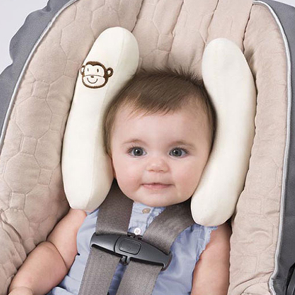 Baby Sleep Pillow Protection Car Seat Belt Pillow Protect Kids Head Shoulder Stroller Accessories M09