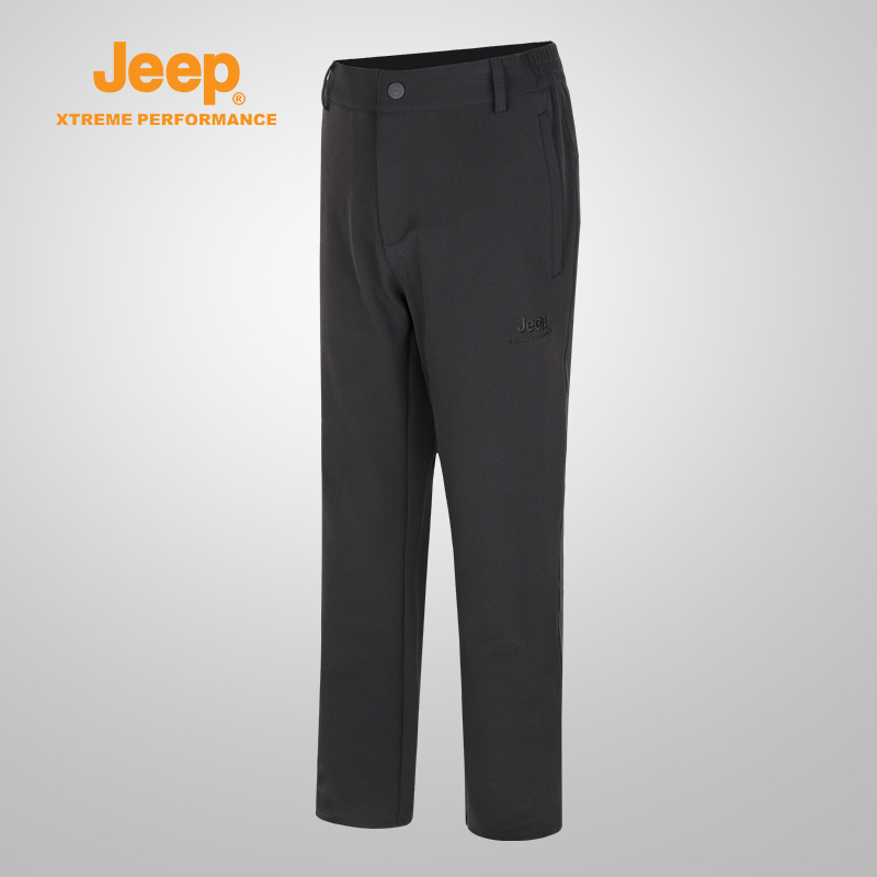 Jeep2018 Men's Camping Hiking Pants Outdoor Sports Breathable Quick-drying Pants Men Wear-resistant Windproof Walking Trousers цена