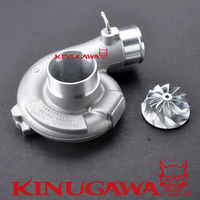 Kinugawa 터보 압축기 키트 11 + 0 스바루 td04l 20 t 용 빌렛 휠