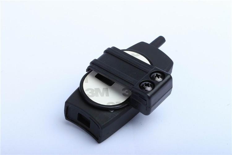 500M Wireless Bluetooth Motorcycle Helmet Intercom for 2 Riders Interphone Earphone Headset 1PcsSet (14)