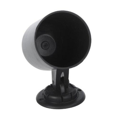 2in/52mm Auto Car Gauge Meter Pod Holder Cup Mount For Car Motor Truck Gauge Black